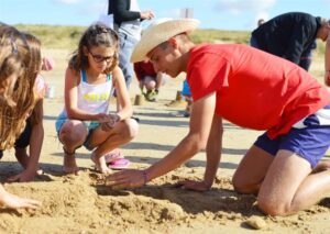 camping-vendee-activity-children-beach-saint-jean-de-monts-Les-Places-Dorees