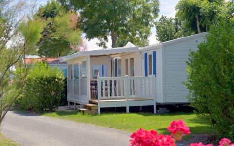 Camping mobil-home Saint-Jean-de-Monts | Les Places Dorées