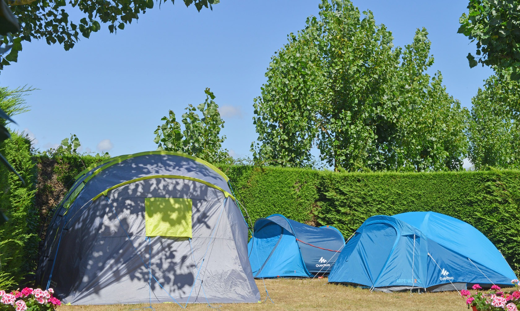 Camping location in Vendée | Camping Golden Places