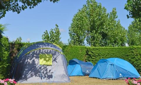 Emplacement tente en Vendée | Camping Les Places Dorées