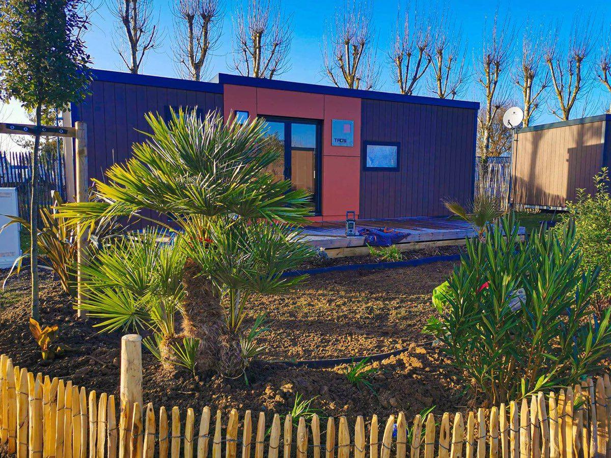 Verhuur-stacaravan-premium-luxe-taos-camping-saint-jean-de-monts-Les-Places-Dorees