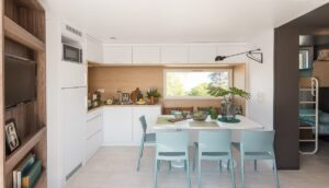 Huur-mobil-home-taos-with-grand-kitchen-equipee-camping-saint-jean-de-monts-Les-Places-Dorees
